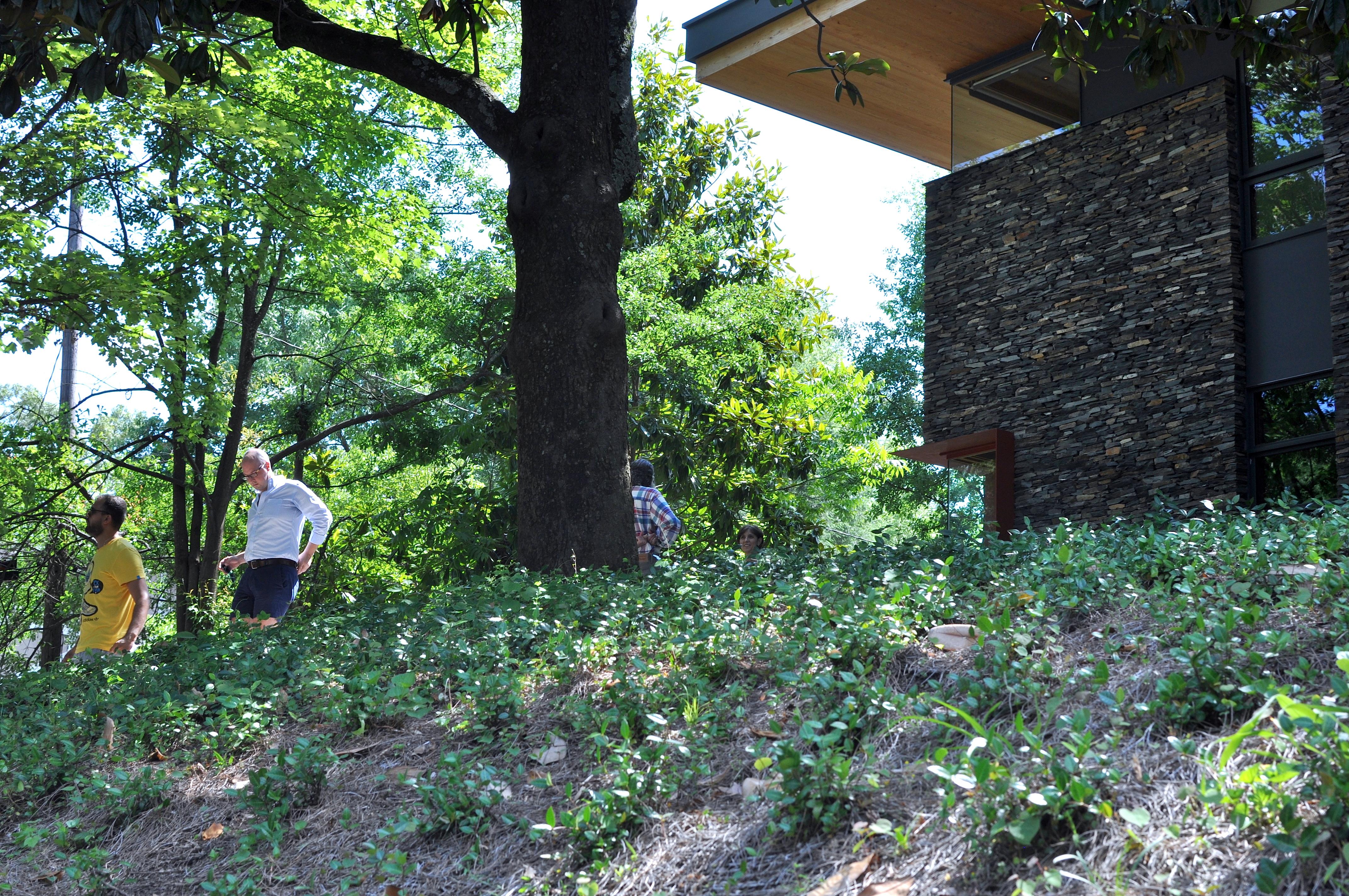 Ma Architecture Tour In Atlanta